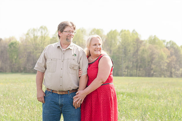 Del + Betty | Engagement Spotsylvania, Virginia