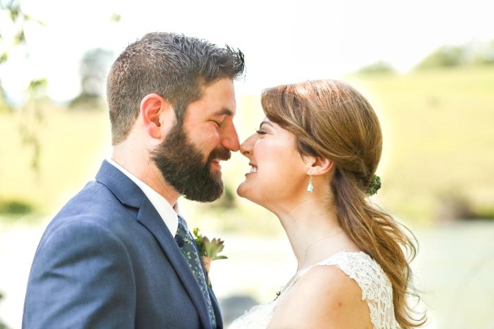 Bailie + Greg | Wedding Lexington, Virginia Big SpringFarm